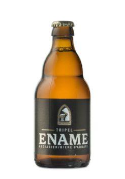 Foto Ename tripel flesje