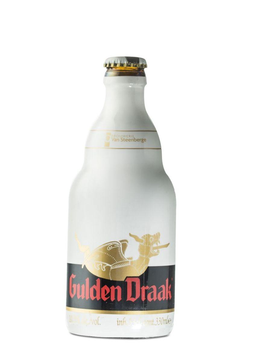 Foto Brouwerij Van Steenberge Gulden Draak flesje