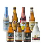 foto proef 8 soorten bier