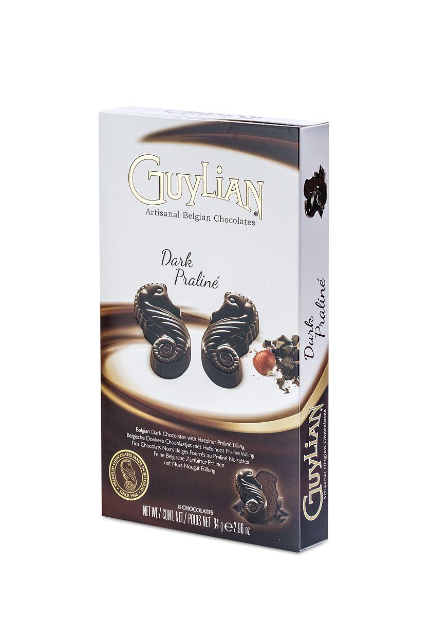 Foto Guylian Artisanal Belgian Chocolates Dark Praliné