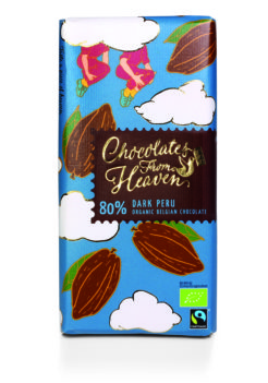 Foto Chocolates from Heaven dark Peru