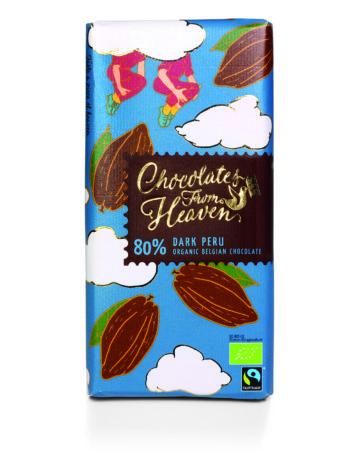 Foto Chocolates from Heaven dark Peru